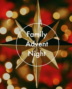 Moms Group Advent night