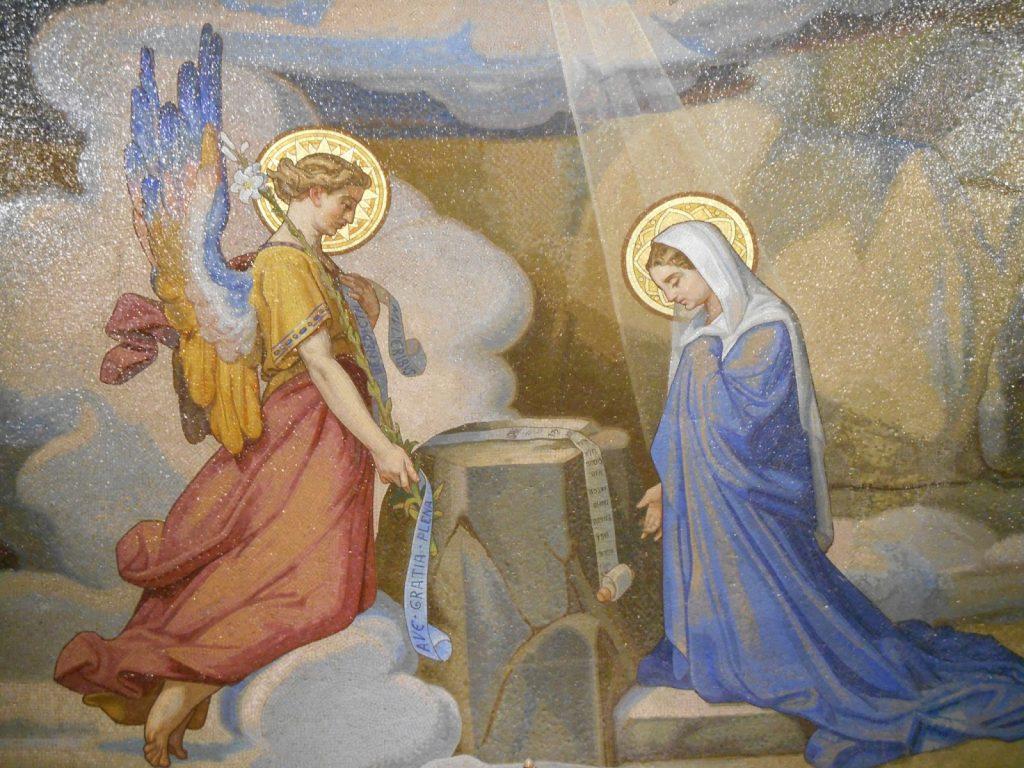 Gabriel et Marie