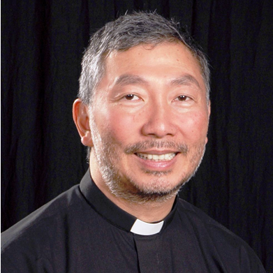 Rev. Fr. Bill Hao