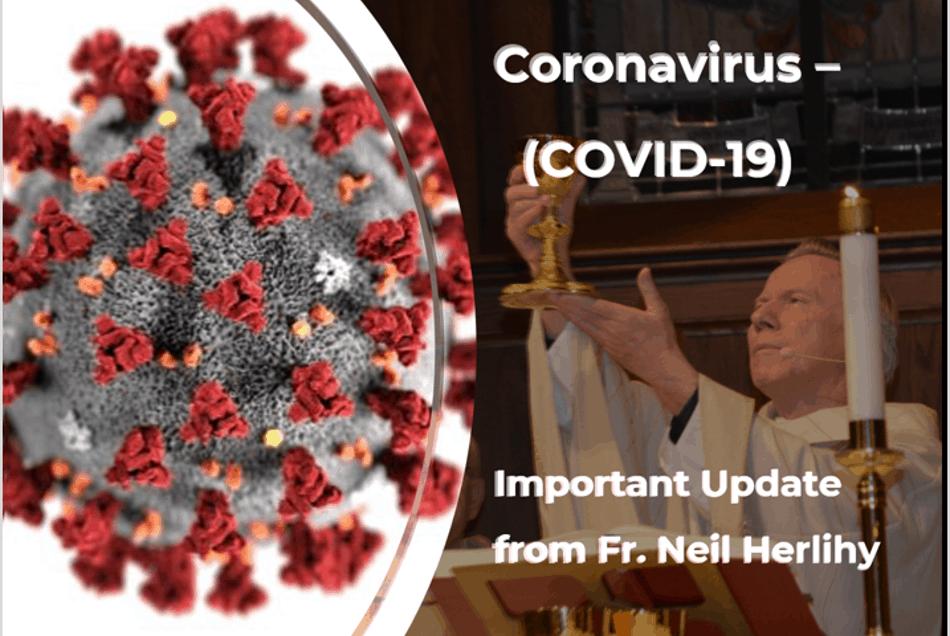 Urgent Update : Coronavirus Advisory